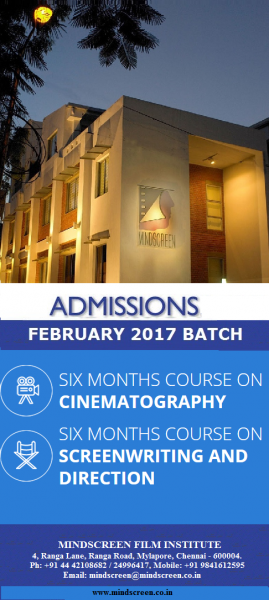 ADMISSIONS open for February 2017 Batch 